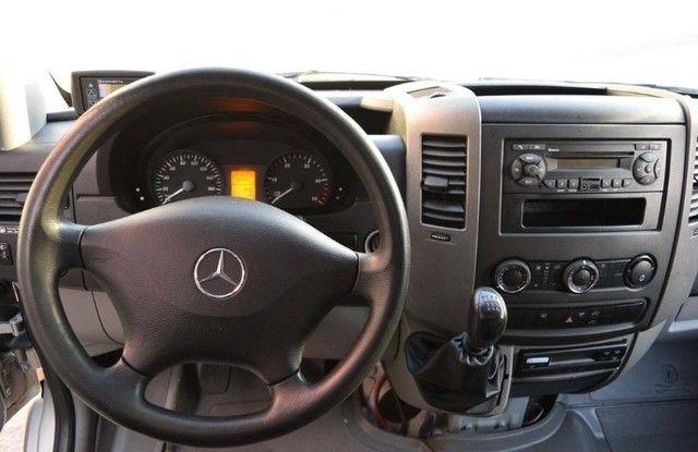 Disponível Mercedes Benz Sprinter 2.2 415 CDI 16 lugares teto alto 2015 - Foto 5