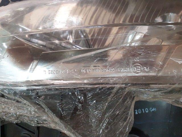 Farol lado esquerdo (motorista) palio 2003 até 2016 Novo - Foto 4