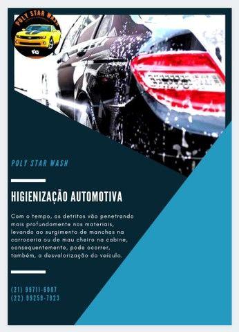 Estética Automotiva POLY Star Wash atendimento agendado em Iguaba Grande - Foto 6