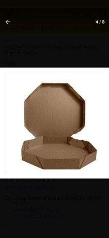 Caixa de pizza  - Foto 3