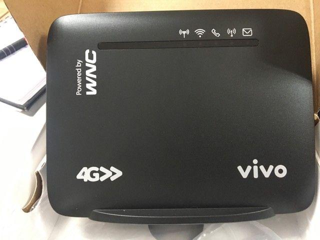 Modem 4G Box Vivo WLD71-T5 - Foto 2