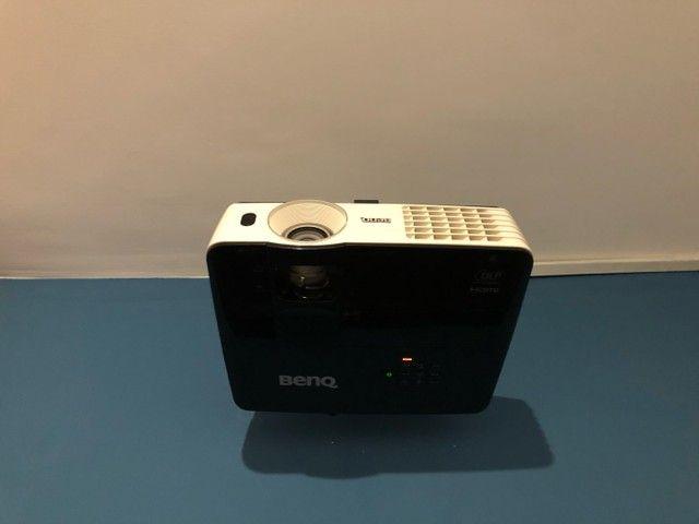 Kit projetor BenQ + Home Theater LG 5.1 blu-ray - Foto 2