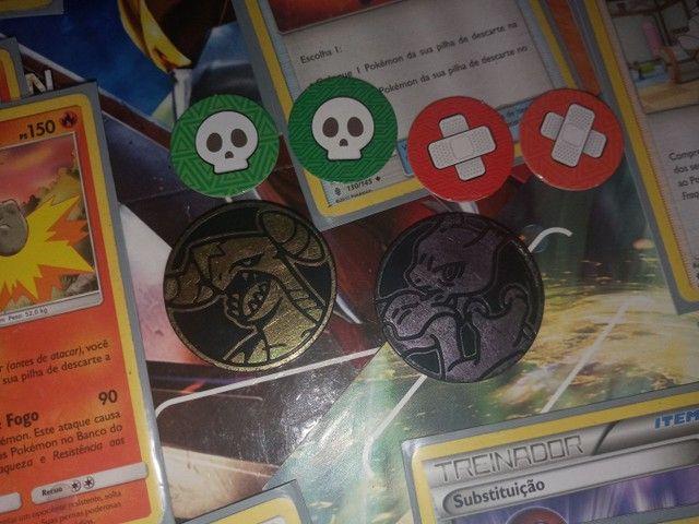 400+ cartas pokemon 3 ultra raras é ainda mais!!! - Foto 4