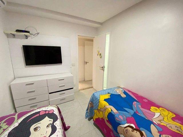 Apartamento para venda tem 134 metros quadrados com 3 quartos em Patamares - Salvador - BA - Foto 15