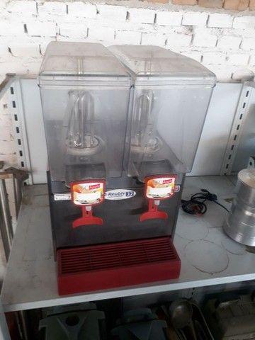 Refresqueira Reulby 2 CUBAS 30 Litros Semi Nova - Foto 2