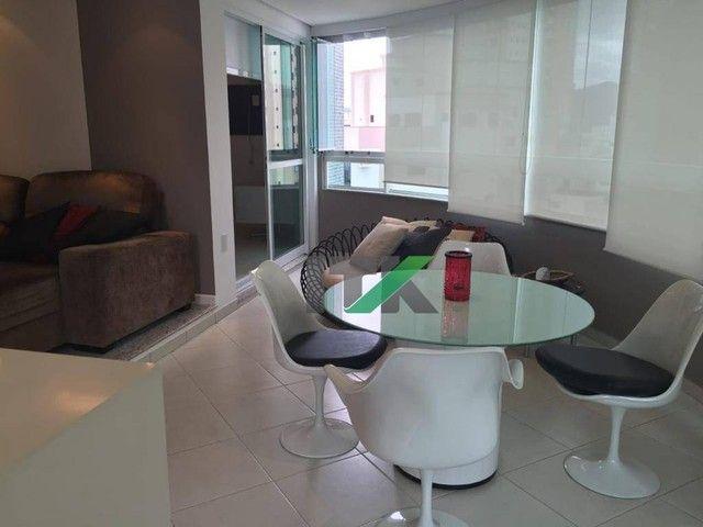 Apartamento com 3 dormitórios à venda, 103 m² por R$ 1.100.000,00 - Centro - Balneário Cam - Foto 2