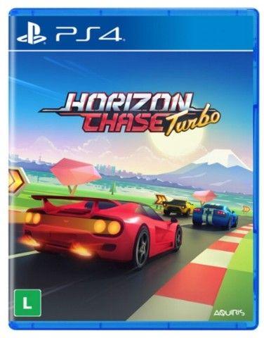 Horizon Chase turbo mídia física usado