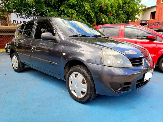 Clio hatch 1.0 4portas- 2007 - Flex - Revisado!!