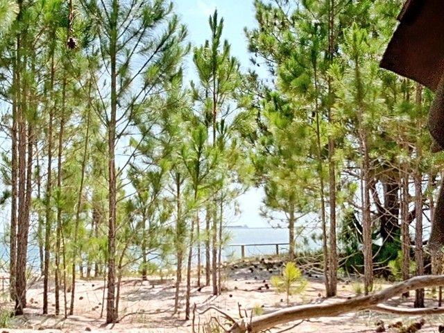 Linda casa em frente a Lagoa dos Patos Tavares RS - Foto 10