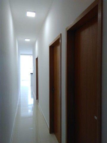 Nova Casa de 3 Quartos, Varanda Gourmet, Acabamento Alto - Jardim Europa - Foto 10