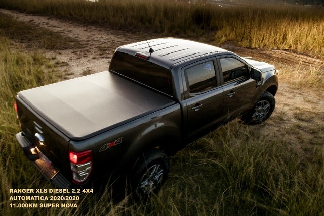 Ford Ranger 2.2 XLS 4x4 Diesel Auto 2020/2020 - Foto 12
