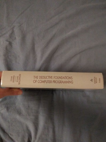 The Deductive Foundations of Computer Programming - Foto 3