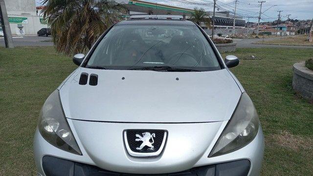 Peugeot com teto 207 - Foto 5