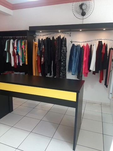 Loja de roupas femininas