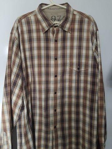 Camisas - Calças - Cintos - Blazer e Palitos. - Foto 2