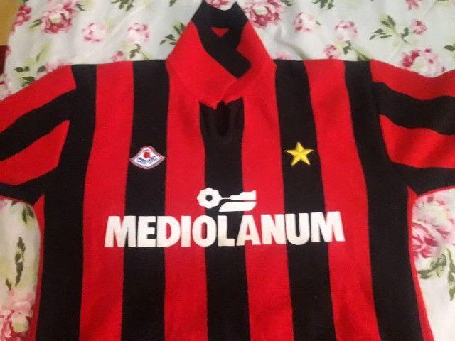 Kit 4 Camisas De Futebol Relíquias P/ Colecionadores