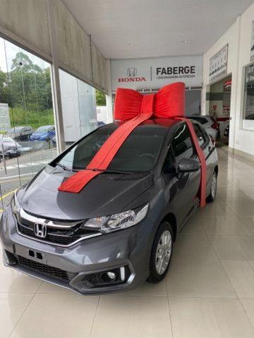 Honda fit zero emplacado 2020