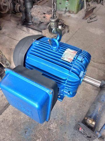 Motor elétrico monofásico - Foto 4