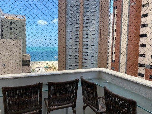 Apartamento Mobiliado No Meireles,Condomínio e iptu Inclusos, a 100m do Aterro!!!! - Foto 19