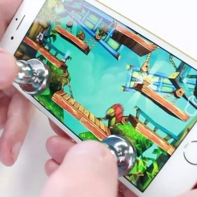 Botão Joystick It Analogico Arcade - Foto 4
