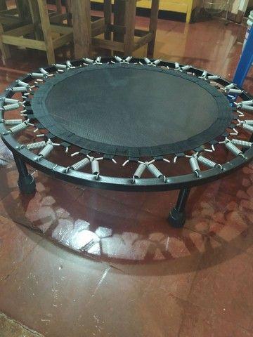 Vendo trampolim Jump usado apenas 2 vezes
