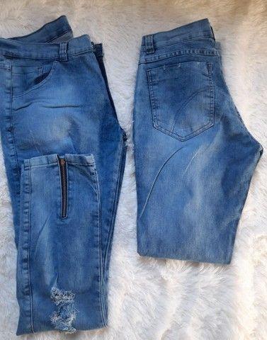 Calça jeans Adulto Masculino