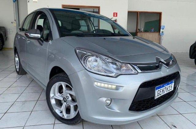 C3 Exclusive Automático Baixo Km/ Entrada + Parcelas de R$ 1199