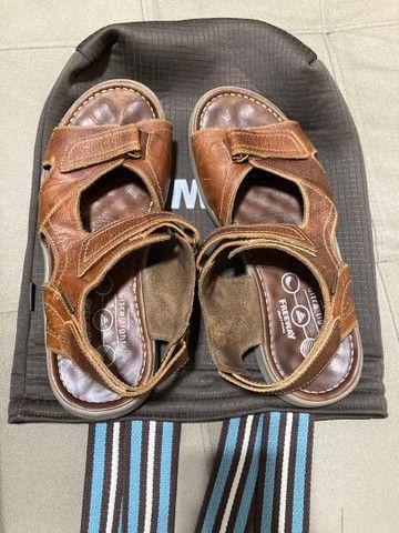 Sandália masculina Freeway