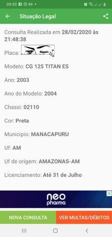 Cg titan 125 ES 3.800 - Foto 4