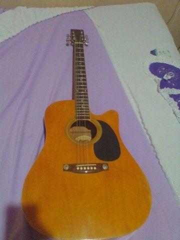 Vendo esse violão - Foto 2