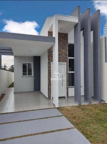 Casa com 2 dormitórios à venda, 69 m² por R$ 310.000,00 - Loteamento Florata - Foz do Igua