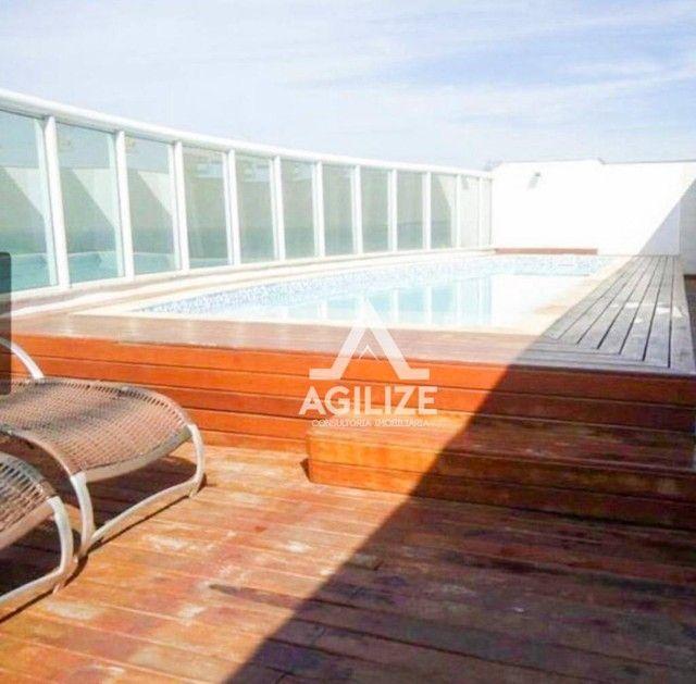 Apartamento com 3 dormitórios à venda, 135 m² por R$ 1.200.000 - Praia do Pecado - Macaé/R - Foto 6