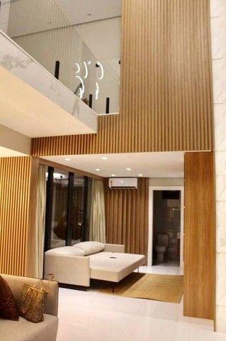 Maravilhosa casa de condomínio com 4 suítes Alphaville Litoral Norte 1 Camaçari BA - Foto 14