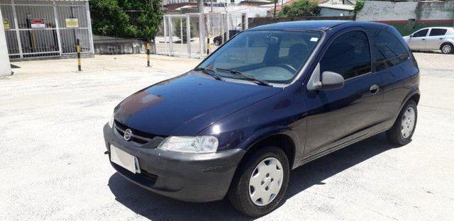 Chevrolet Celta 1.0 8V 2004 Azul Confira !