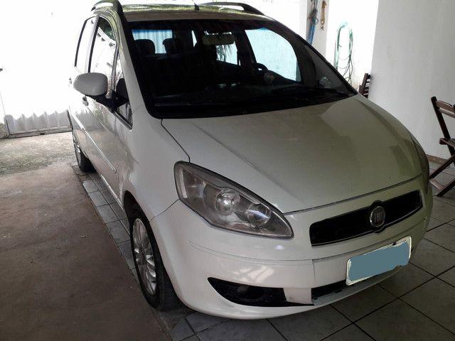 Fiat Idea 1.4 attractive completo  flex gnv 2012  - Foto 10