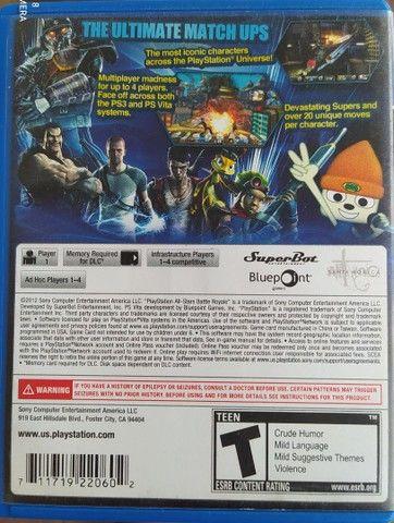Jogo PS Vita ALL STAR BATTLE ROYALE - Foto 2