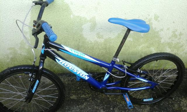 Bicicleta houston  aro 16