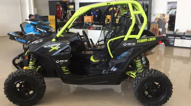 Maverick Xds Turbo XDS Turbo Can-am
