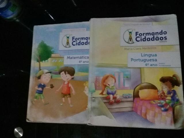Livros Formando Cidadãos