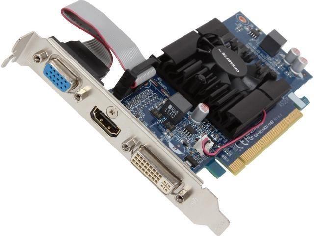 Geforce GT 210 - 1 Giga