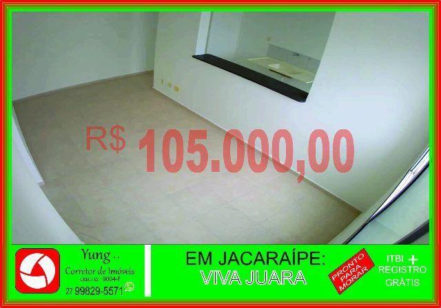 YUN - Apartamento 02 quartos - Oportunidade - Em Jacaraípe - Novo pronto p/ morar
