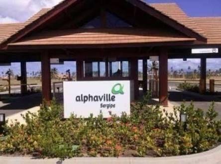 Lote no Cond. Alphaville na Barra dos Coqueiros