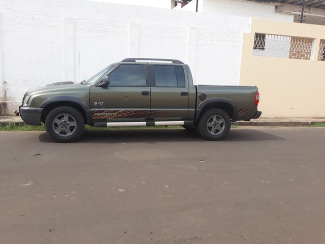 S10 rodeio- 2011- FLEX