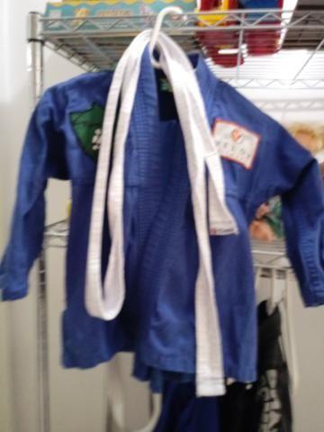 Kimono completo tamanho M0