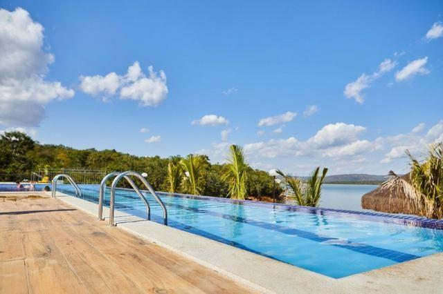 Apartamento Resot do lago Caldas novas - Foto 13