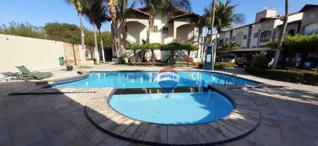 Apartamento duplex com 4 dormitórios à venda, 143 m² por r$ 395.000 - papicu - fortaleza/c - Foto 2