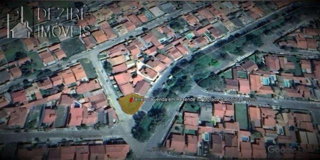 Terreno à venda, 302 m² por R$ 160.000,00 - Morada da Colina - Resende/RJ - Foto 13