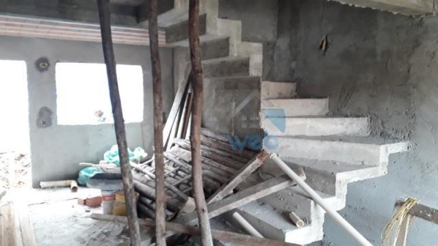 Oportunidade de compra! sobrado, 02 quartos, aproximadamente 77 m², em construção na regiã - Foto 7