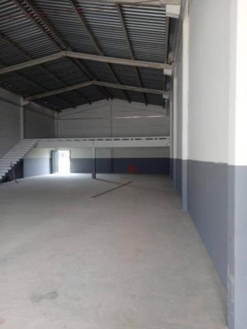 Galpão para alugar, 313 m² por r$ 3.500,00/mês - itajuba - barra velha/sc - Foto 6