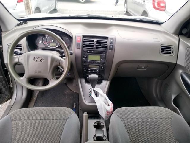 ® Hyundai Tucson 2.0 2008/2009 Automática Gasolina Baixa Quilômetragem - Foto 5
